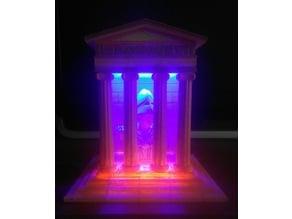 Nike Temple Atenea  #RemixChallenge Athena of Velletri