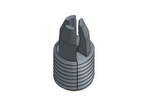 Push drill chuck mod