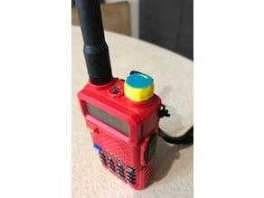 Baofeng UV-5R knob replica