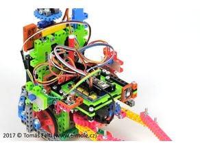 MoleBox: ULN2003 module