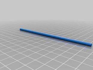 Rod for smoosher
