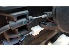 Jeep Wrangler JK door latch clip