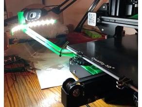 Ender 3 camera mount for Logitech C270