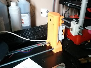 Piclop fixed laser holder