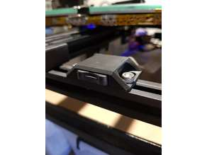 SD card extension holder - 20x20 20x40 extrusion