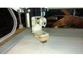 Needle foam cutter for mpcnc