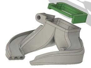 Skelestruder Omega Shroud with TPU vibration dampening