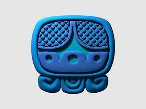 Akbal, mayan glyph