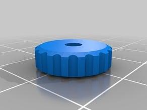 Print bed levelers for V-slot frame (v2)