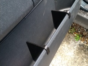 Skoda Yeti Door Pocket Organisers (may fit other Skoda/VW/Audi/Seat Cars)