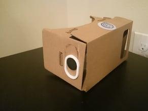 Google Cardboard Magnet Holder
