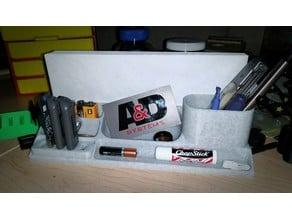 "Basic Desk Organizer (Fits 8.5x11"" envelope)"