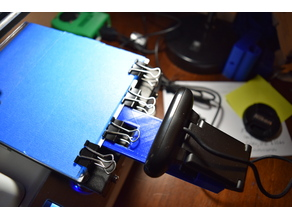 C170 MP Select Mini Camera Mount (Universal Glass Bed)