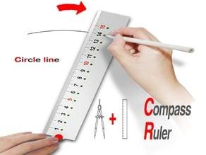 Ruler+Compass