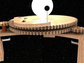 Elliptical Orrery v1.0