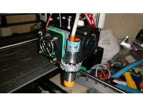 Anet A8 Magnetic Fan + Z-Probe Holder