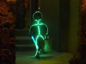 halloween stickman