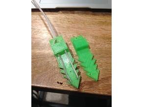 Moisture sensor plant stakes