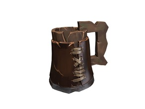 Pirate Tankard