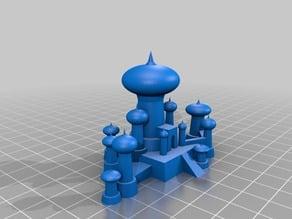 Sultan's Palace (Disney's Aladdin)