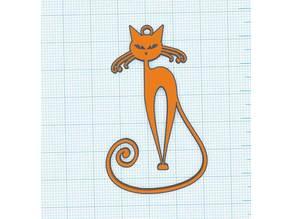 Moustache The Cat- Moustache le chat