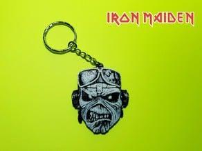 Llavero Iron Maiden