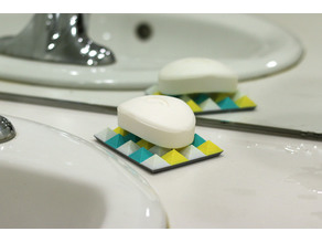 Multi-Color Soap Dish