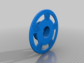 Make-o-Rama magnet clipping master spool