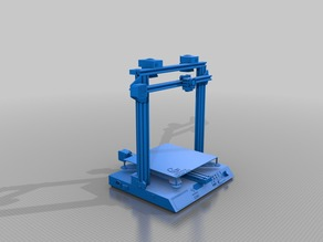 GEEETECH A20M Bed / Build plate for s3d