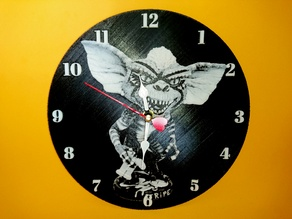 Reloj Gremlins Stripe 3D