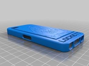 Tyler Lockett iPhone 5c k-state phone case