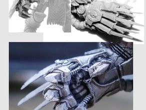 Warhammer 40k Terminator Claw