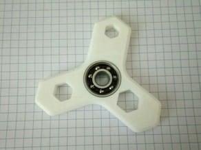 Hex Spanner Wrench Fidget Spinner - Customisable