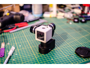 GoPro Session 4 Adapter for Yi Gimbal