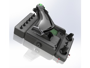 Saitek X52 Extra Buttons