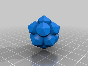 icosahedron or dodecahedron