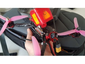 Mode 2 Ghost - Axii and Buzzer Mount