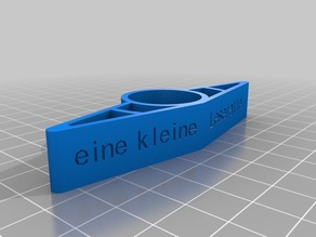 Customizable bookring