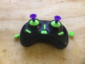 Eachine 010 Extended joysticks