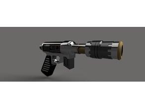 Disruptor Pistol (KOTOR Inspired)
