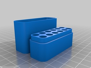 Solder Tip Case (for 8,10,12 tip)