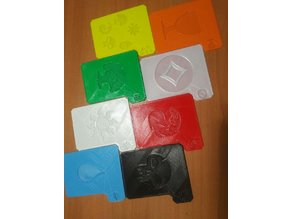 Magic The Gathering Card Dividers