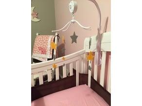 OCD Baby Mobile Stars