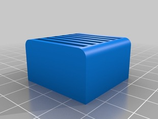 Replicator 2X SD card holder