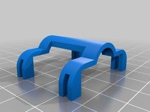 MakerBot Replicator 2X tube holder