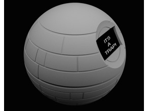 May the 4th Deathstar 8Ball