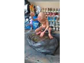 Gollum / Smeagol figurine