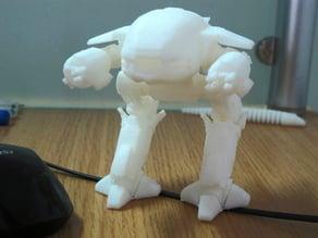 ED-209 ENFORCEMENT DROID from Robocop