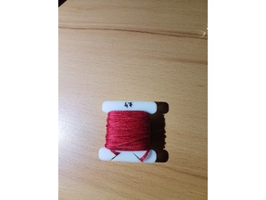 sewing thread holder