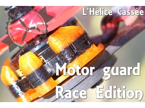 L'Hélice Cassée Motor Guard _ Race Edition